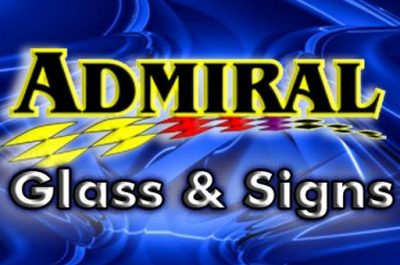 Admiral Glass and Signs